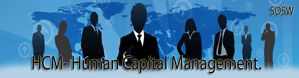HCM - Human Capital Management