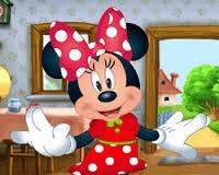 Minnie Mouse Giydirme