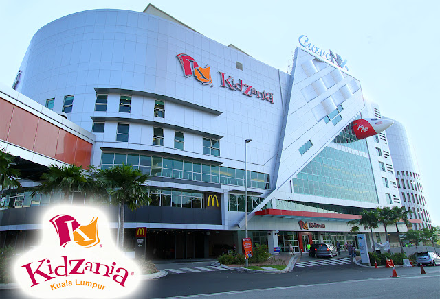 KidZania Kuala Lumpur at The Curve Malaysia