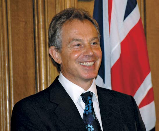 Tony Blair and Gordon Brown might not have been Knights of the Garter, ...