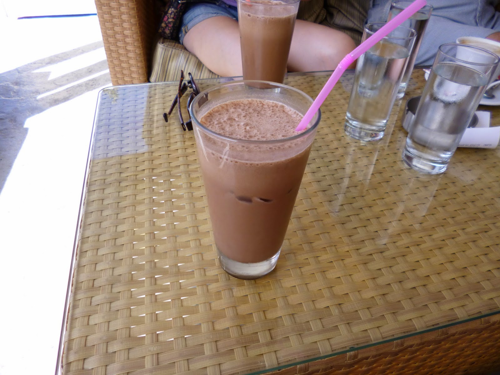 Chocolate-milk