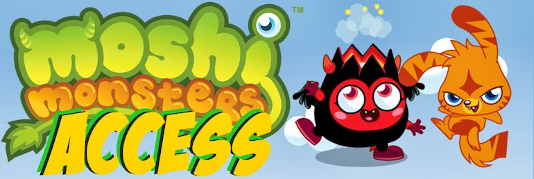 Moshi Monsters Access