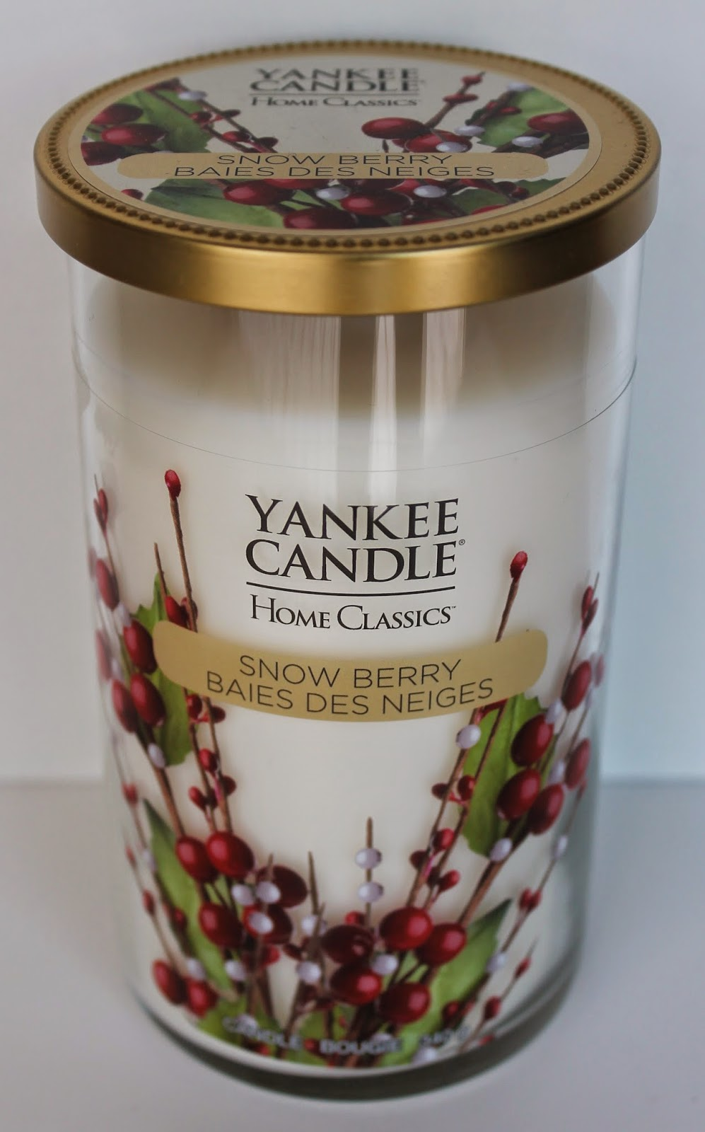 Yankee Candle Snow Berry