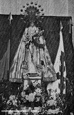 Nuestra Señora de los Desamparados, venerada en San Andrés, Valencia.