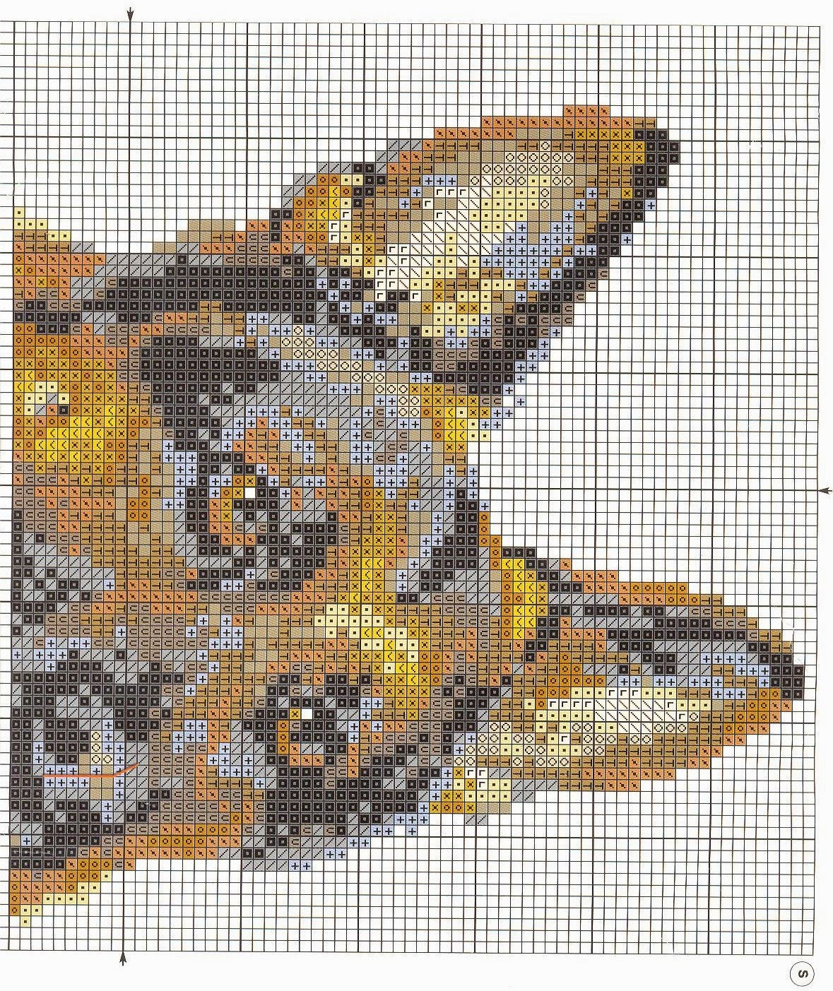 Схема вышивки «Ротвейлер» - Схемы автора «JuliC» - Вышивка 24