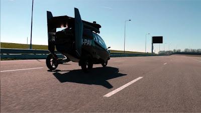 PAL-V um carro voador holandês