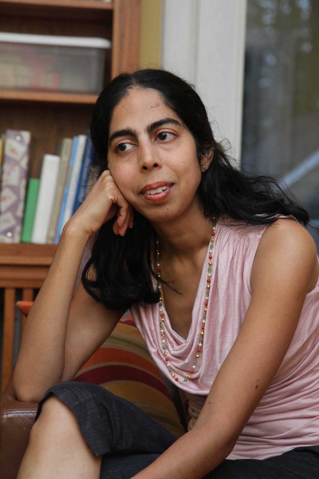 smack dab in the middle interview sheela chari author of vanished