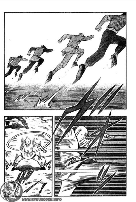 Hoàng Phi Hồng Phần 4 chap 39 Trang 22