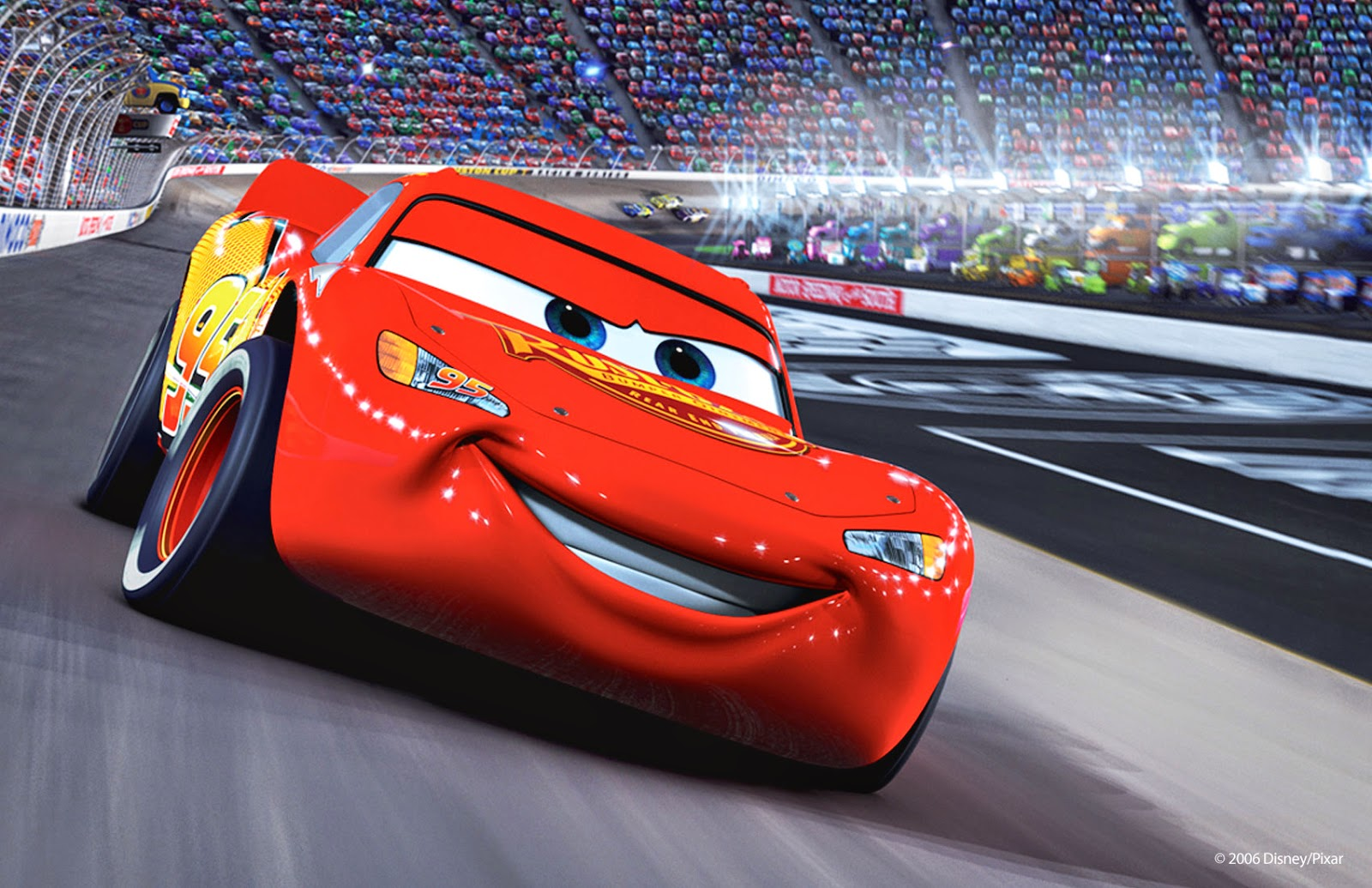 Tuesday cars and cars 2