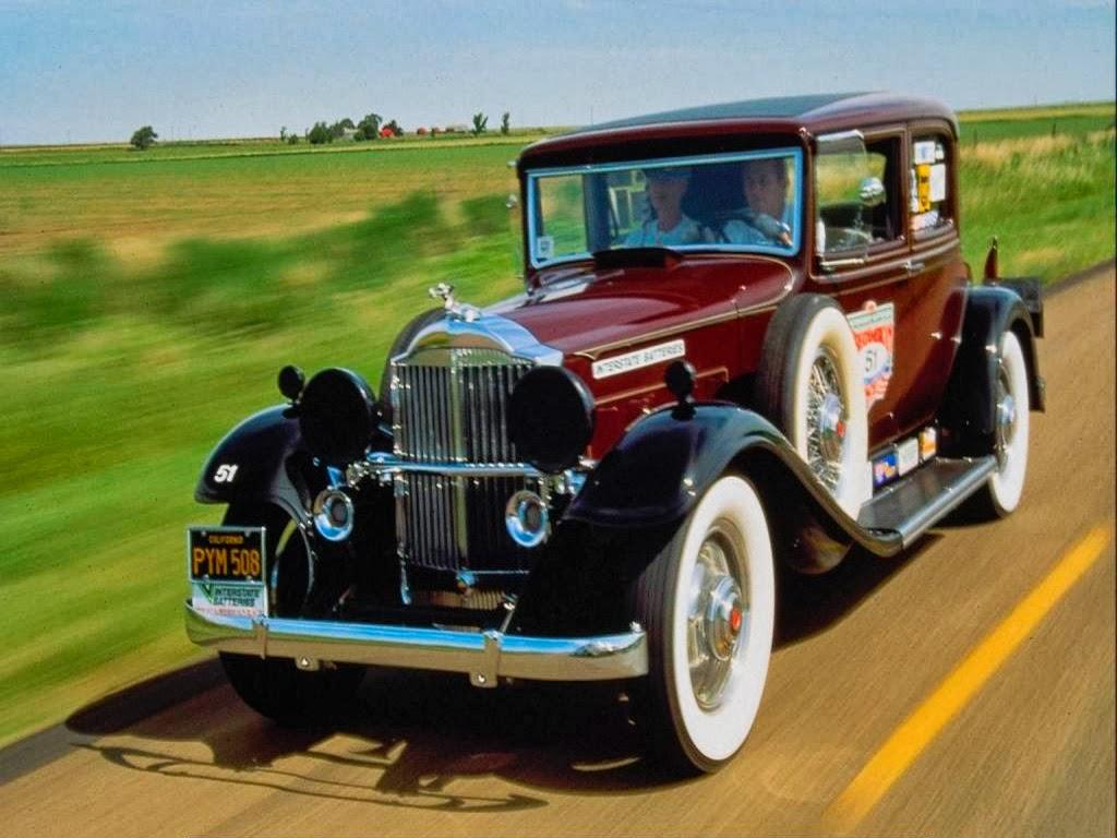 classic automobile