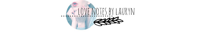 love notes by lauryn