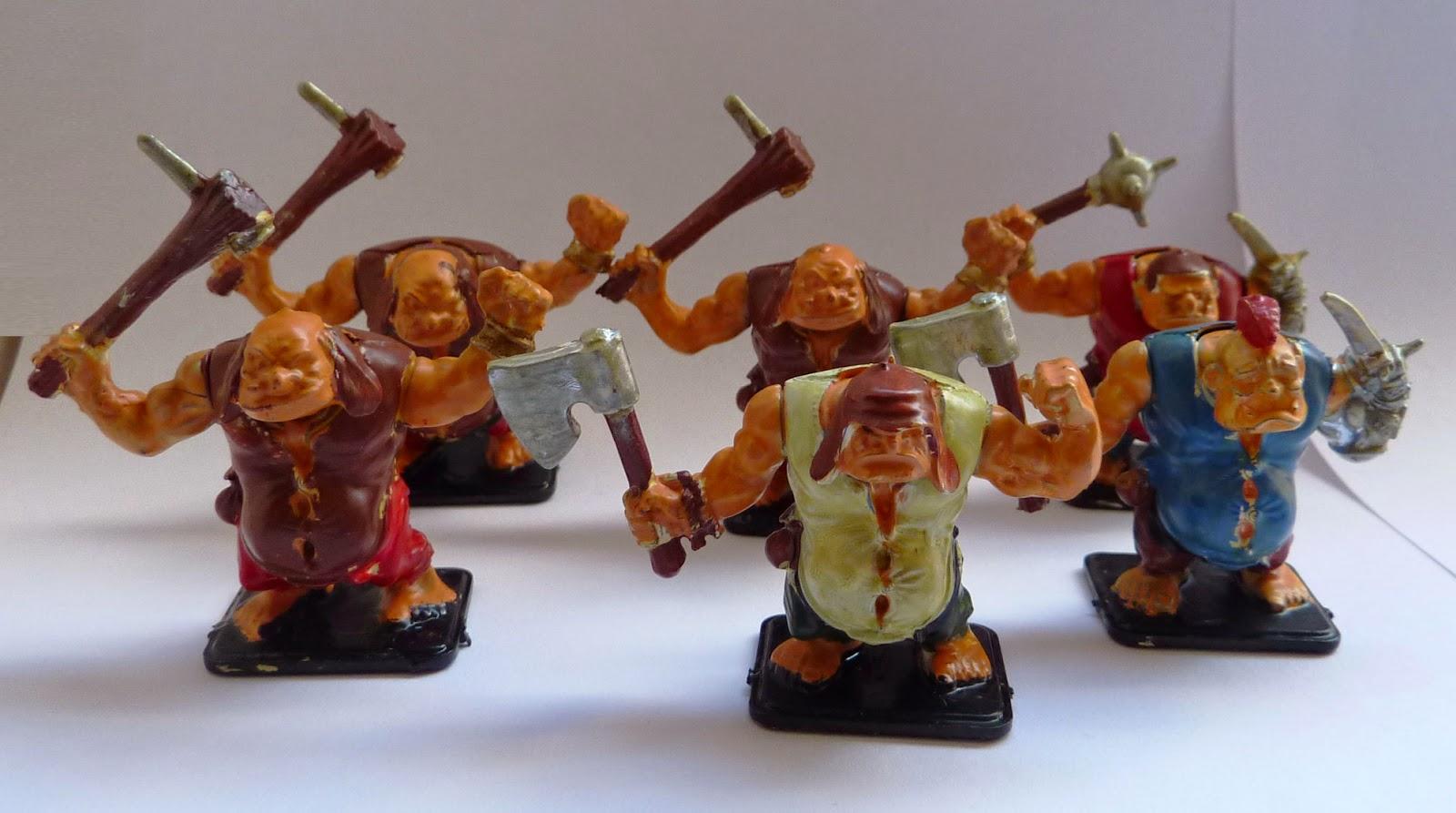 Heroquest Ogres
