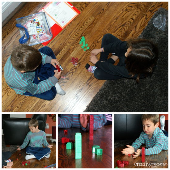 Tower of 10 - Infusing play into learning