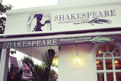 Shakespeare Boulangerie & Pâtisserie