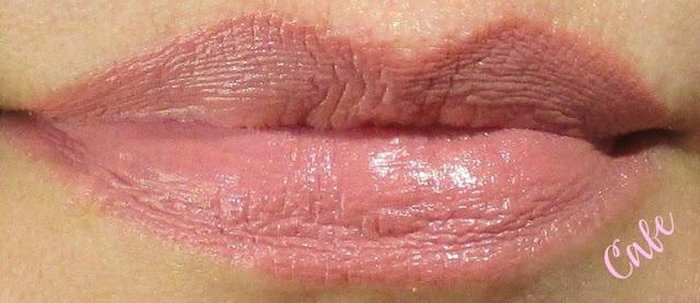 BITE Matte Creme Lip Crayon - Cafe Lip Swatch notesfrommydressingtable.com