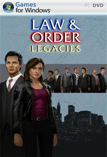 Law & Order Legacies Episode 1 to 3  PC