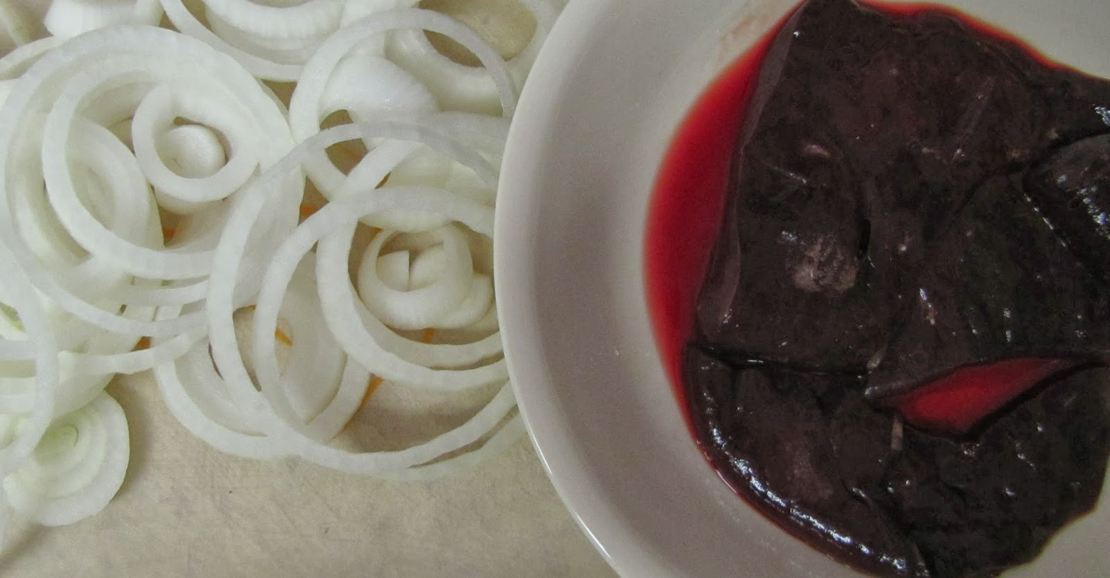 how to make liver and onions