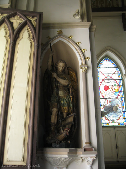 Saint Michael the Archangel in Kalawar Church