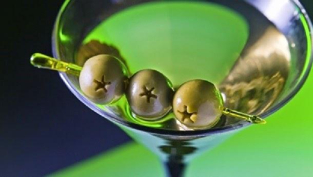 Dry Martini, EUA
