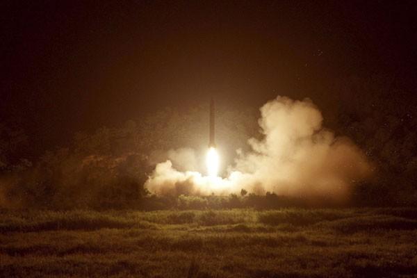 Rencana Peluncuran Roket Korut Mendapat Reaksi Keras Dari Negara Sebelah