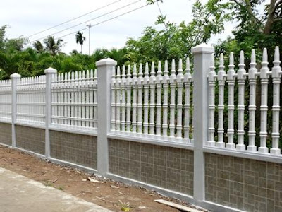 sơn dầu cổng - hàn rào quận 3