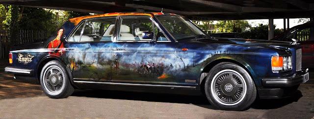 Paul Karslake's Empire Bentley Mulsanne