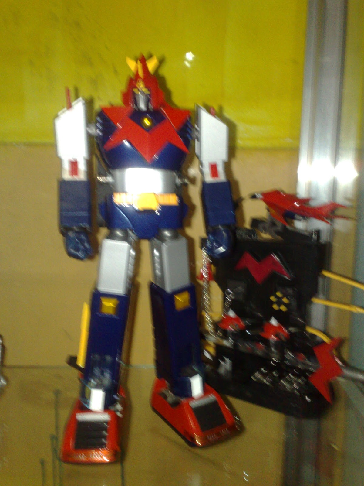 Robot For Big Boys Toys : Big boys toy advocate toys for the super robots