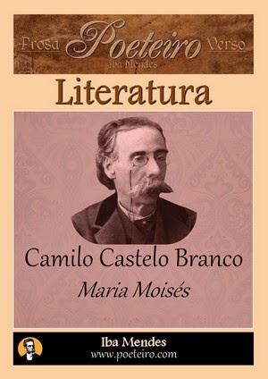 Maria Moisés, de Camilo Castelo Branco gratis em pdf