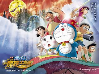 Xem Phim Nobita Và Chuyến Phiêu Lưu Vào Xứ Quỷ -
