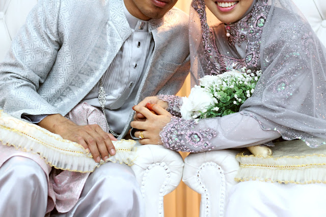 wedding reception taufik & farhana 8