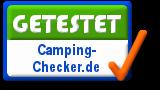 Getestet von Camping-Checker.de