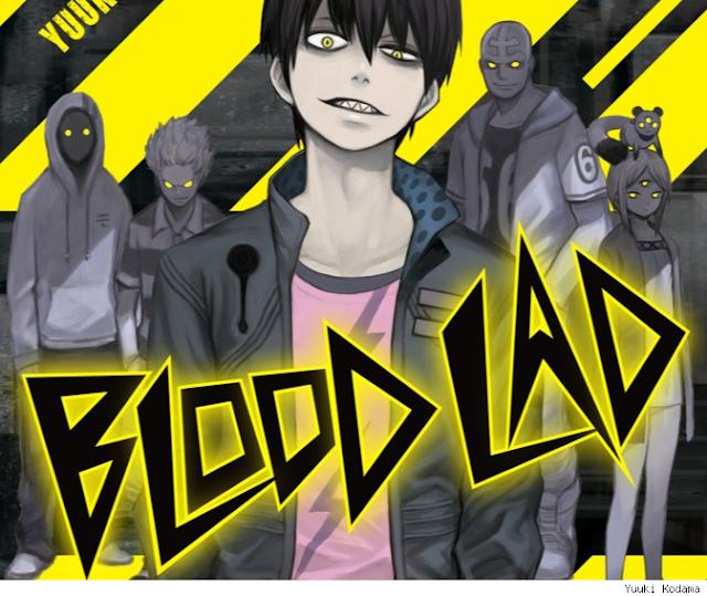 Blood Lad (2013) tainies online oipeirates