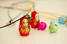 en liten färgglad babuschka vill jag vara :-)