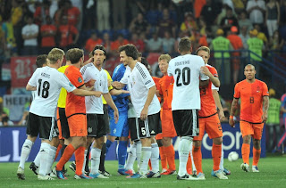Germany and Holland are friends