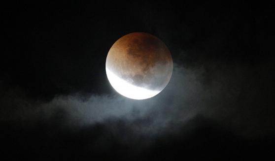 Fenomena 4 April Gerhana Bulan