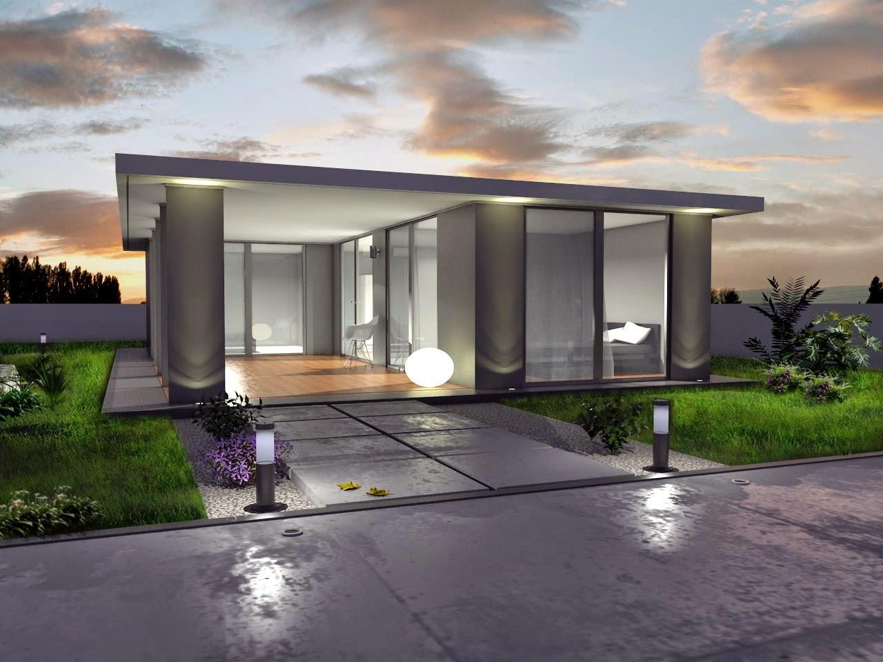 Clickhouse casa modular modular house arq eng mag - Casas modernas modulares ...