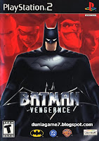 BATMAN VENGEANCE PS2 ISO
