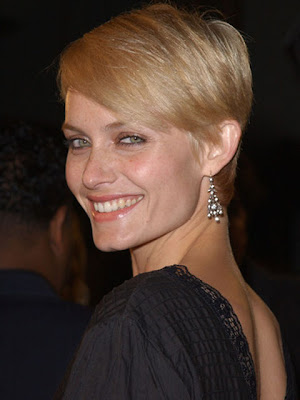 Amber Valletta Sterling Dangle Earrings