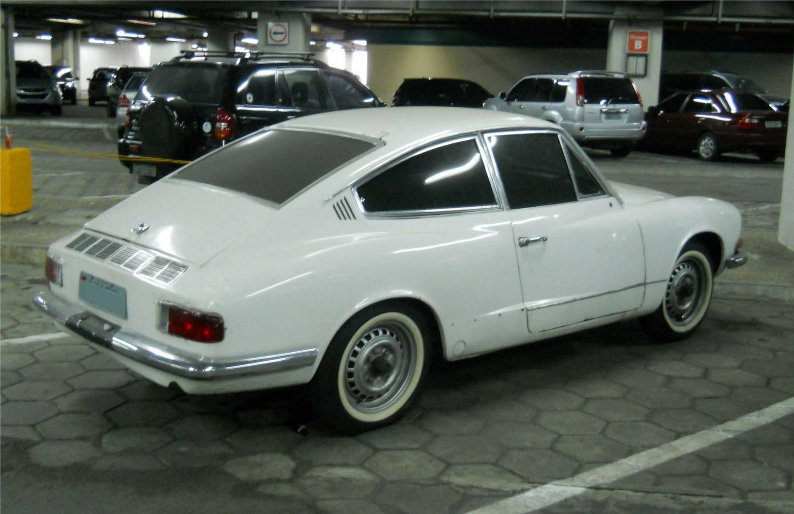 Registros Automotivos Do Cotidiano Revisitando Vw Karmann Ghia Tc 1975 Volkswagen