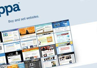 flippa sell a website