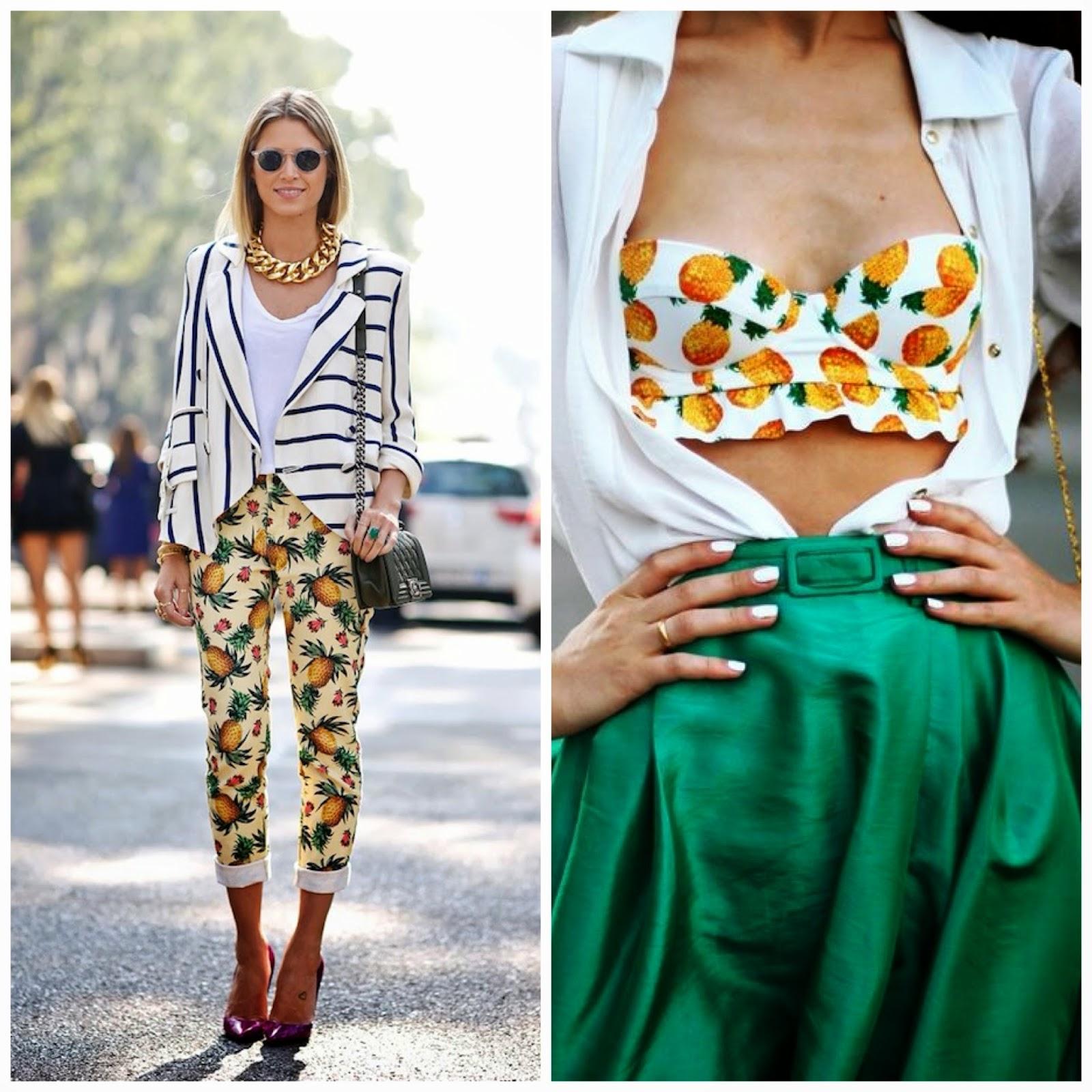 pineapple street style