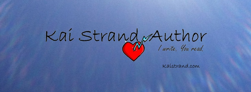 Strands of Thought - Children's Author, Kai Strand