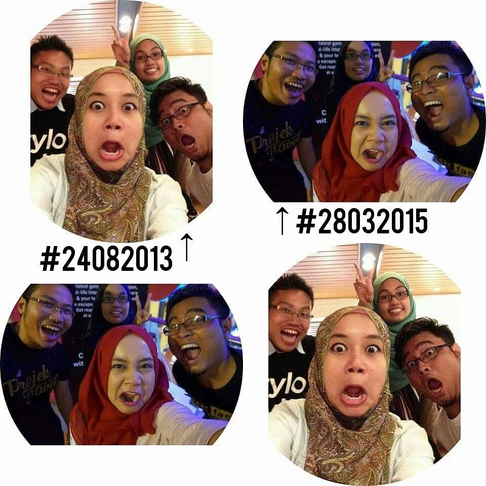 Gambar Throwback Blogger