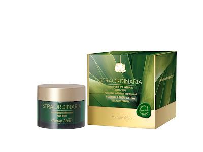 bottega verde nuova crema viso antietà straordinaria