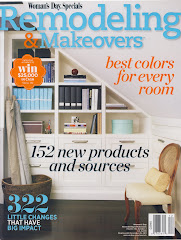 Featured in Woman's Day Remodeling & Makeovers 2011