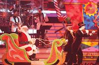 Santa Claus in the Smokies