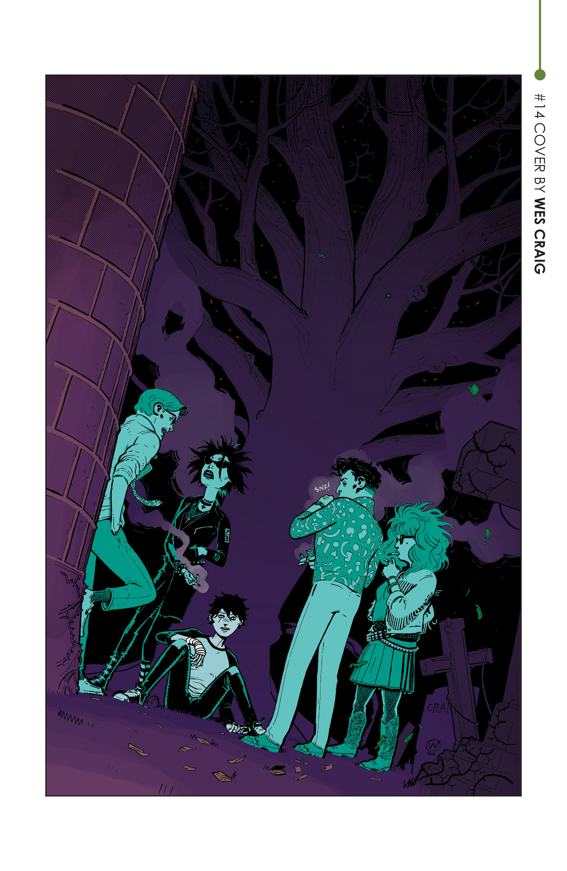 Read online Deadly Class comic -  Issue # _TPB 3 - 116