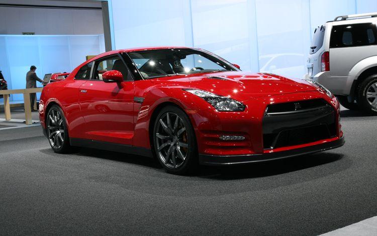 Cars Model 2012 2012 Nissan Gt R