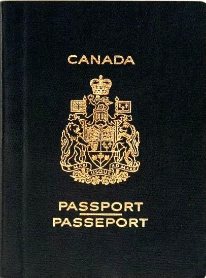 Passport Kanada