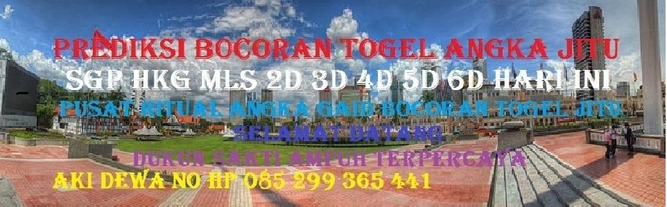 PREDIKSI BOCORAN TOGEL ANGKA JITU 2D 3D 4D/5D 6D HARI INI